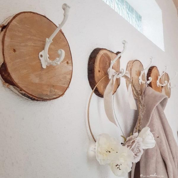 Birkenscheiben Wooden Globe